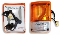 Turn Signal Assembly -  Front  Left  FJ60 - TOYOTA