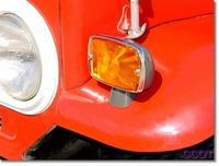 Turn Signal ~  Front ~ '69 -'74 ~ 1 ea. -TOYOTA