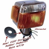Turn Signal- Front- FJ40- 1ea- Passngrs/Right - 1/75-84- Japanese