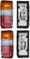 Turn Signal - Taillight - FJ60/62 - Pair - Japanese