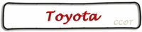 Valve Cover Gasket - 2F -  1/75-7/80 - TOYOTA