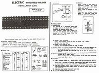 View Installation Instructions for Washer Kit