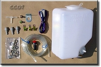 Washer Bottle / Reservoir Kit  w/Motor