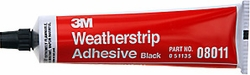 Weatherstrip, 3M Glue ~ #08011