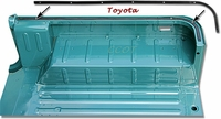 Weatherstripping Hard Top Flat to Body Tub -  TOYOTA