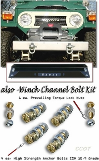 Winch Channel (HFS) ~ Hawse, CCOT