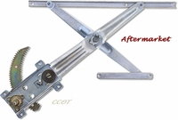 Window Regulator - FJ40 - 9/75-10/84 - Passenger's (RH)  Aft Mrkt