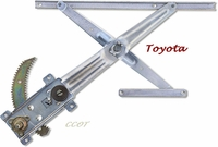 Window Regulator - FJ40 - 9/75-10/84 - Passenger's - TOYOTA