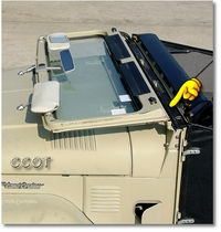"<A href=""http://store.yahoo.com/coolfj40/weatwinbasst.html"" >Windshield Cushion, Click for Page</A>"
