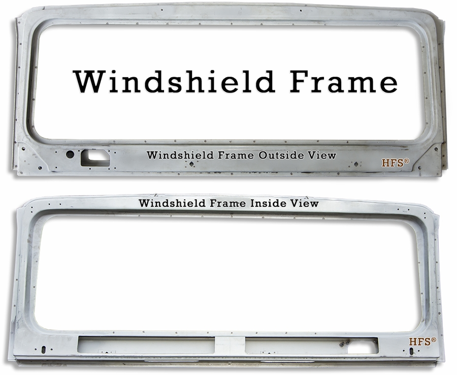 Windshield Frame