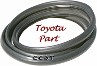 Windshield Glass Seal  -  1/75-83 - TOYOTA