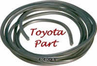 Windshield Glass Seal Lock - Insert - '66 - 12/74 - TOYOTA
