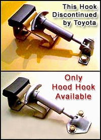 Windshield Hooks... Related Product