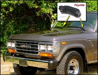 Wiper Arm Bolt Cover - 8/80 - 1/90 - TOYOTA