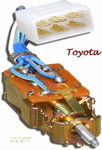 Wiper Switch - 9/77 to 10/84 - TOYOTA - No Return