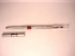 Automatic Lipliner Pencil with Lip Brush in Coppercino