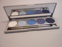 Blue Eyeshadow Kit