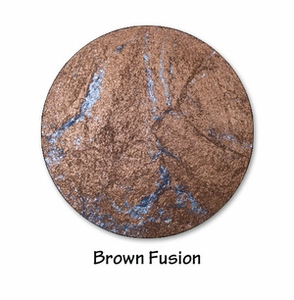 Brown Fusion Baked Mineral Eye Shadow