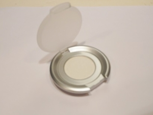 Cloud Nine White Shadow with Subtle Gold Shimmer