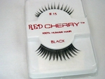 Curly, thick lash 15