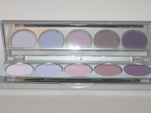 Eyeshadow kit purples/pinks