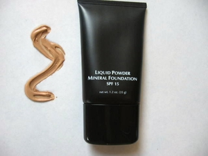 Liquid Powder Mineral Makeup Tender Beige