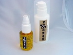 Manskin Aftershave and Shave Serum Set Special