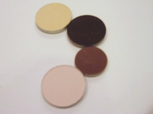Matte Eyeshadows