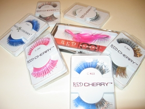 Novelty Wild Eyelashes