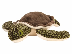 "Green Sea Turtle 12"" Plush"