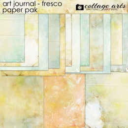 Art Journal - Fresco Paper Pak