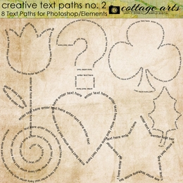Creative Text Paths 2