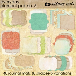 Everyday Element 5 Pak - Mats