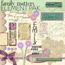 Family Matters Element Pak