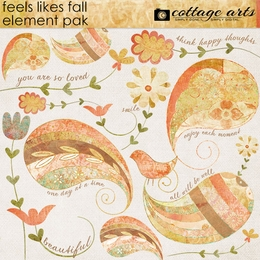 Feels Like Fall Element Pak