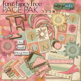 Fun & FancyFree Page Pak