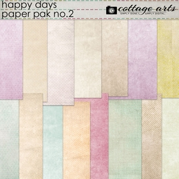 Happy Days 2 Paper Pak