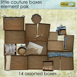 Little Couture Boxes