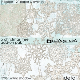 O Christmas Tree Add-On Pak1