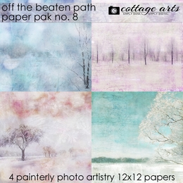Off the Beaten Path 8 Paper Pak