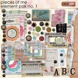 Pieces of Me Element Pak
