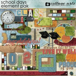 School Days Elements Pak