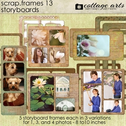 Scrap.Frames 13 - Storyboards