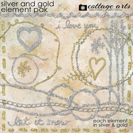 Silver & Gold Element Pak