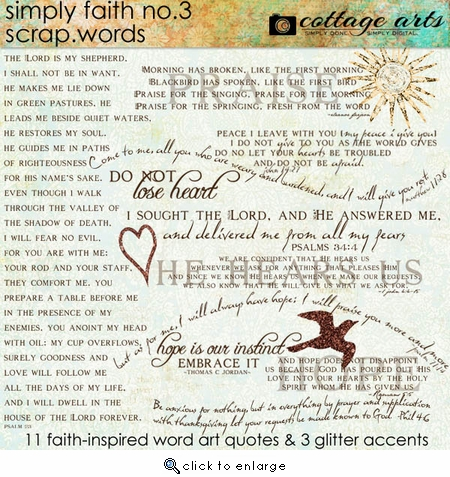 Simply Faith 3 Scrap.Words