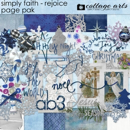 Simply Faith � Rejoice Page Pak