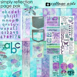 Simply Reflection Page Pak
