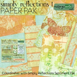 Simply Reflections 1 Paper Pak