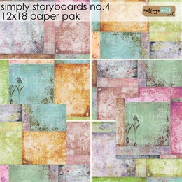 Simply Storyboards 4 - 12x18 Paper Pak