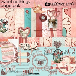 Sweet Nothings Page Pak